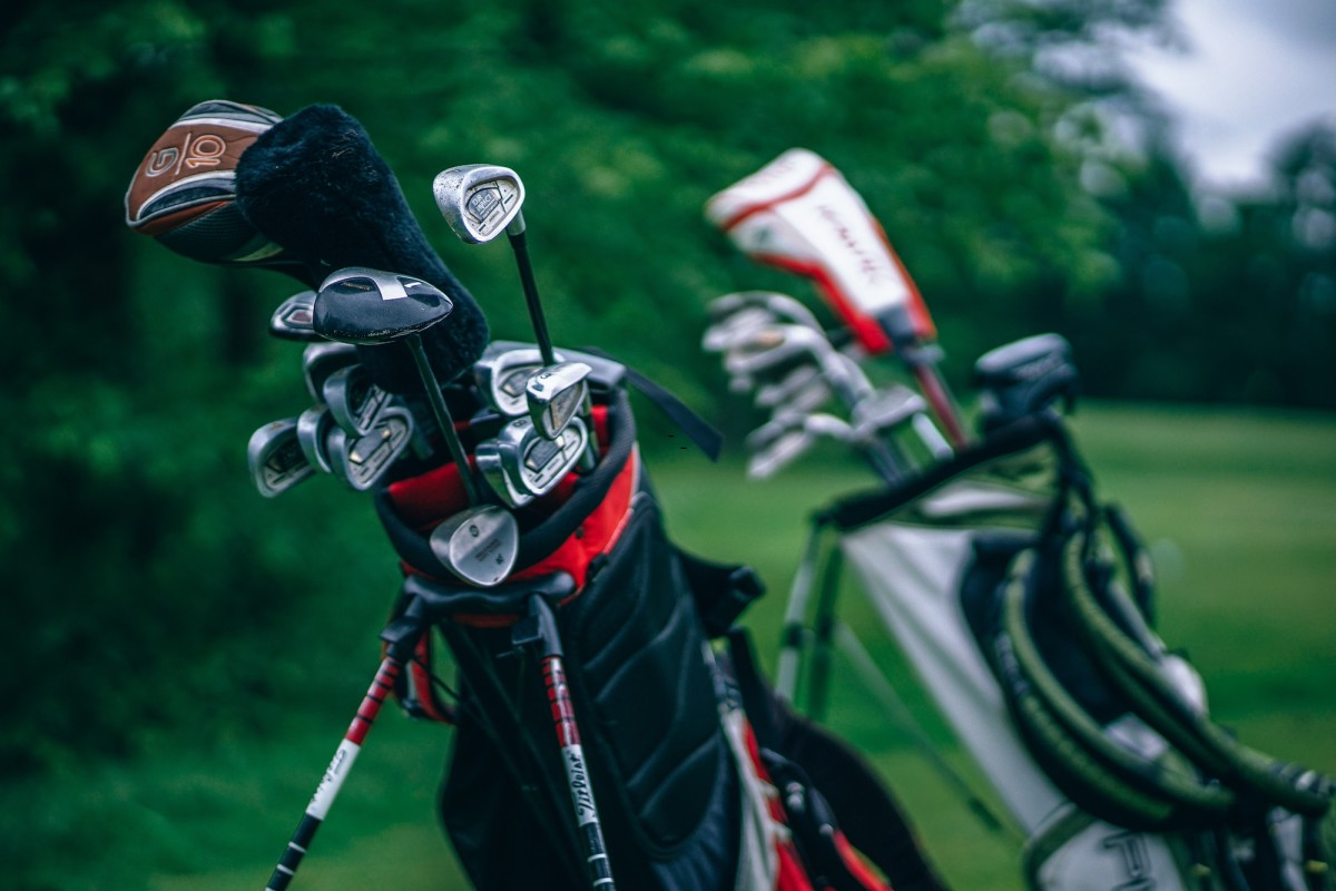 golf, caddy, be your own caddy